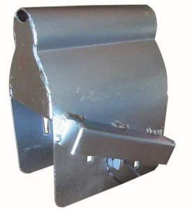 Boîtier antivol avec cadenas - Lider - acier galvanisé