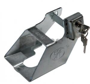 Boîtier antivol avec serrure à clé - Lider - 2 clés