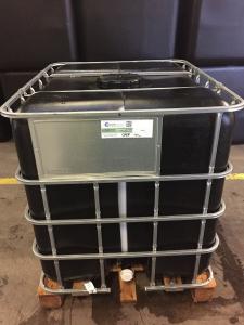 Récupérateur d'eau cube noir IBC renove Earthminded France - 1000 L