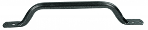 Poignée tube renforcée - MERMIER LEMARCHAND - Noire - 7 x 3.6 x 35 cm