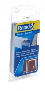 Agrafes Rocafix - Rapid - N1 - 110 mm - x 860