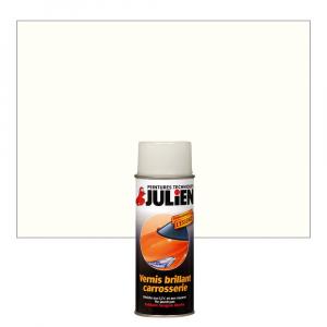 Aérosol vernis brillant carrosserie - Peintures Julien - 0.4 L