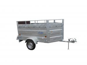 Remorque - Lider - Robust Granada 32530 - 2,50 m - 500 kg - 1 essieu