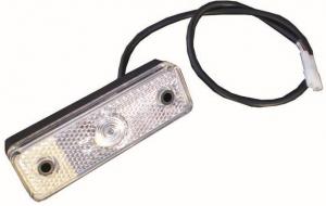 Feu de position pour remorque bagagère - Lider - 95x30 mm
