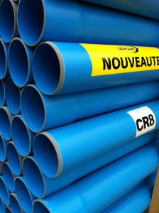 Tuyau PVC CR8 - OD PLAST - Ø 125 mm L 3 m