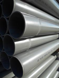 Tuyau PVC NF pour évacuation - OD EVAC - Ø 10 cm L 4 m