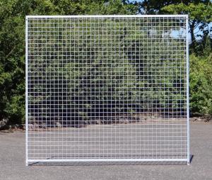 Panneau chenil Maille sans porte - Nesa - 200 x 184 cm
