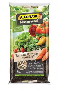 Terreau potager horticole - Algoflash - 40 L