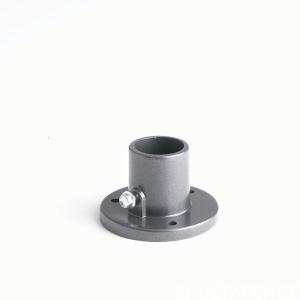 Platine pour poteau Bekafor - Betafence - anthracite - Ø48 mm