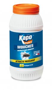 Anti-mouches - Kapo - Granulés - Boîte de 300 gr