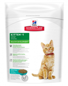 Aliment chat Science Plan Kitten Healthy Development au Thon - Hill's - 400 g