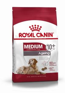 Croquettes pour chien - Royal Canin - Medium Adulte 10 ans et plus - 3 kg