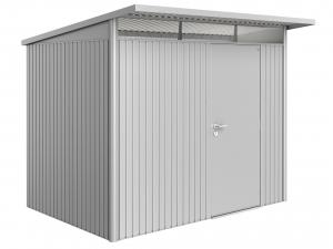 Abri de jardin métal - Avantgarde - 1 porte - Taille L - 260 x 220 x 218 cm
