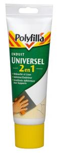 Enduit universel 2 en 1 en tube - Polyfilla - 330 gr