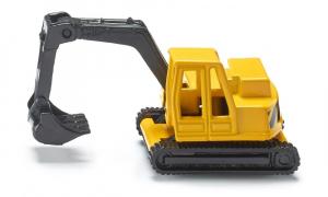 Excavatrice - Siku - jaune - 164