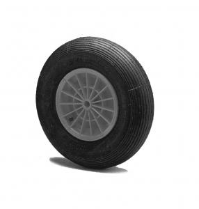 Roue gonflable lisse - LE BIHAN INOX - Ø 40 cm - Alésage 25 mm