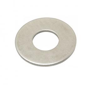 Rondelles plates larges x100 Type L inox - LE BIHAN INOX - Ø 12 mm