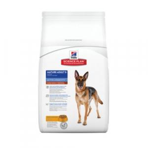 Aliment chien Science Plan Canine Mature Adult 5+ Active Longevity Large Breed au Poulet - Hill's - 18 Kg