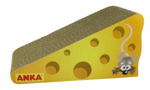 Griffoir en carton forme Gruyère - Anka