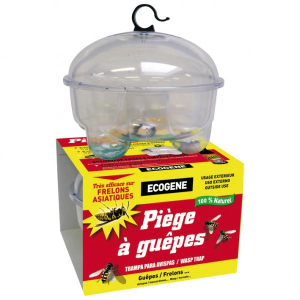 Piège à guêpes - Ecogène