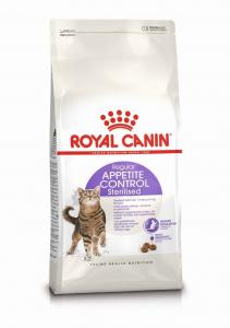 Croquettes pour chat stérilisé - Royal Canin - Appetite Control - 4 kg