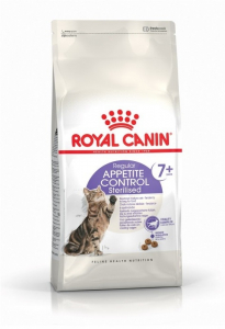 Croquettes pour chat stérilisé - Royal Canin - Appetite Control 7 ans et plus - 3,5 kg
