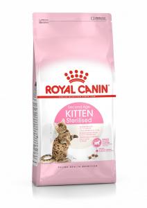 Croquettes pour chaton - Royal Canin - Kitten Stérilisé - 2 kg