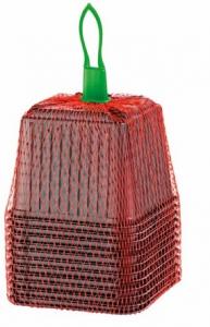 Pots carrés plastiques - Romberg & co -Ø9 - Lot de 24