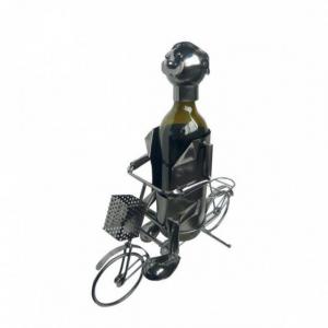 Porte-bouteille Cycliste
