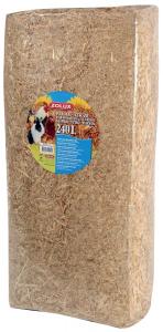 Litière paille naturelle 240 L Zolux - 8 kg