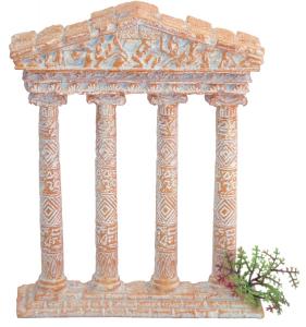 Décor 4 colonnes antique nano - Zolux