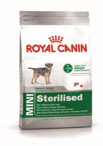 Croquettes pour chien - Royal Canin - Mini Stérilisé - 8 kg
