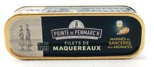 Filets de maquereaux marinés au sancerre - La pointe de Penmarc'h - 176 gr
