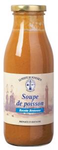 Soupe de poisson recette bretonne - La Pointe de Penmarc'h - 500 ml