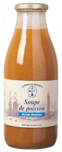 Soupe de poisson recette bretonne - La Pointe de Penmarc'h - 1 L