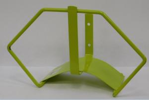 Porte tuyau mural métal vert JARDINOR - 7 kg