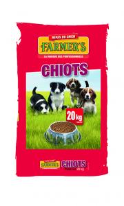 Farmer's chiots - Sac de 20 kg
