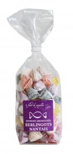 Bonbons aromatisés Berlingots Nantais - À Fleur de Papilles - 7 Saveurs - 250 g