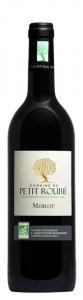 Vin rouge de Pays - Le P'tit Roubié - Bio - 75 cl