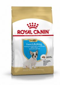 Aliment chien - Royal Canin - Bulldog français Junior - 3 kg