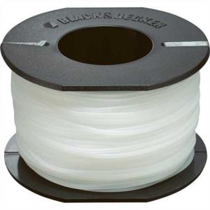 Fil nylon - 1,5 mm x 50 m - Black&Decker