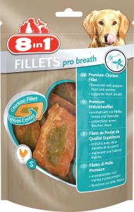 8 In 1 Fillets Pro Breath 80 g - Filets de poulet 8 In 1