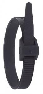 Colliers de serrage intérieur/extérieur - Le Grand - 9 x 185 mm - Noir - x 100