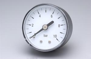 Manomètre pour compresseur - Ø 50 mm