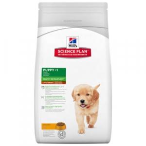 Aliment chien Science Plan Puppy Healthy Development Large Breed au Poulet - Hill's - 16 Kg