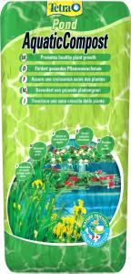 Tetra Pond Aquatic Compost 16 L - Traitement pour plantes de bassin