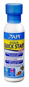 Aqua Quick Start - Api - 118 ml