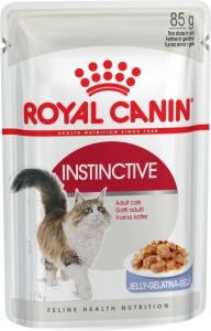 Pâtée en gelée pour chat - Royal Canin - Instinctive Adulte - 85 g