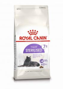 Croquettes pour chat - Royal Canin - Stérilisé 7 ans et plus - 10 kg