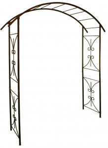 Arche métallique Pont - 180 x 220 cm